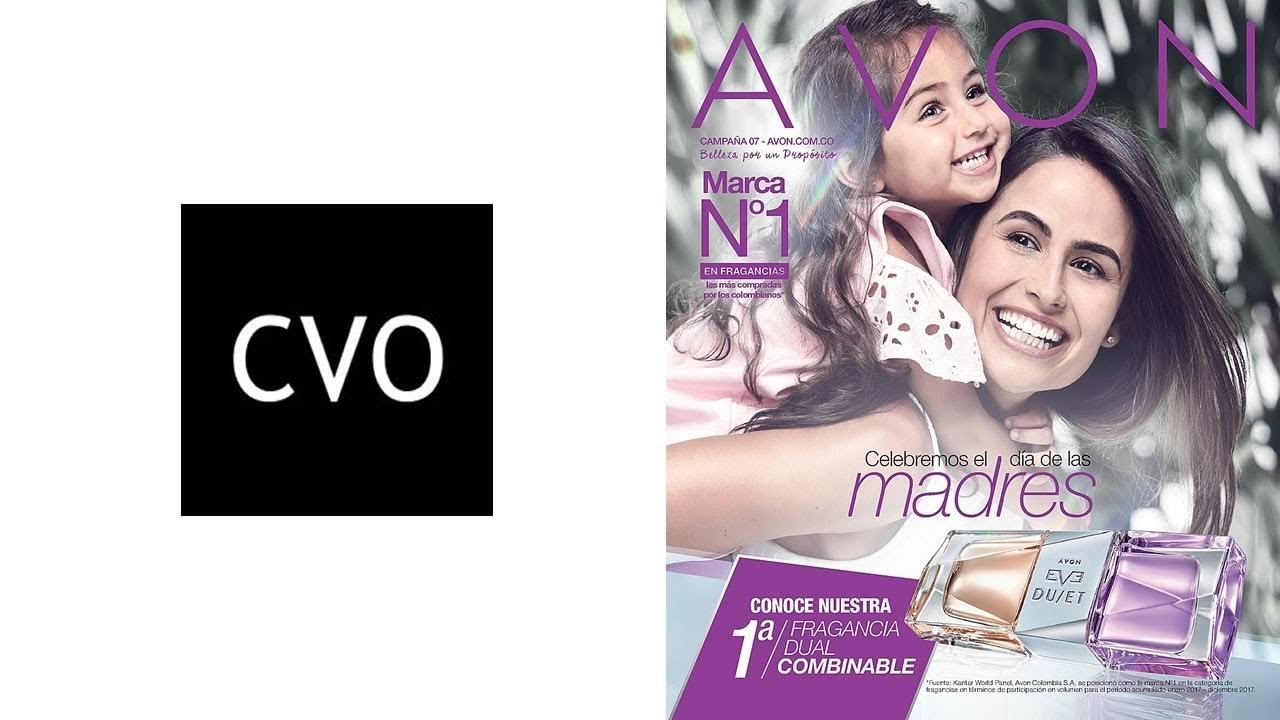 fde732d696 Catálogo AVON Colombia Campaña 7 de 2018 - YouTube