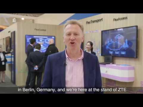 ZTE BBWF 2017 highlights
