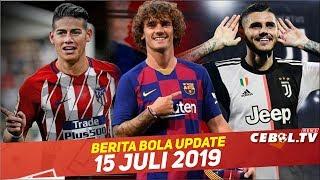 Download Video James Rodriguez Menuju Atletico Madrid? 🔴 Griezman Pakai No 17🔴 Juventus Tolak Bayar Icardi MP3 3GP MP4