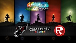 Roblox Arcane Adventures 4.8   magic fist & fire forged bow