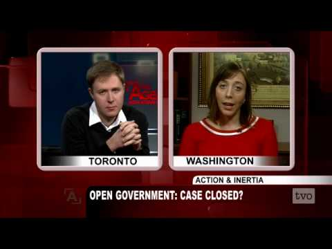 Time for Open Government?