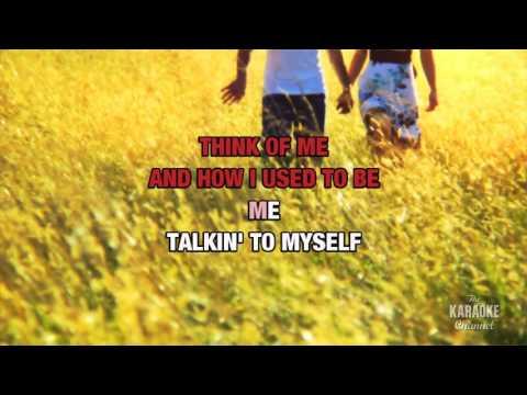 Unwell in the style of Matchbox Twenty   Karaoke with Lyrics