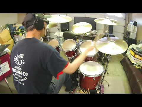 Manhattan=By Eric Johnson=Drum Cover