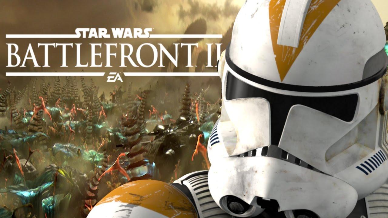 Top 5 MUST HAVE Prequel Clone Wars Maps Star Battlefront 2 2017