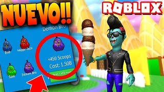 NEW UPDATE AND PORTALS! - Roblox: Ice Cream Simulator