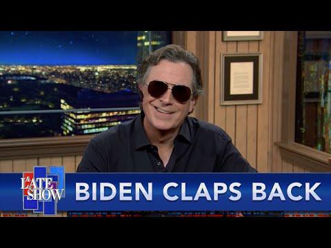 "Biden's Social Team Pounces On Trump's ""You'll Never See Me Again"" Promise"