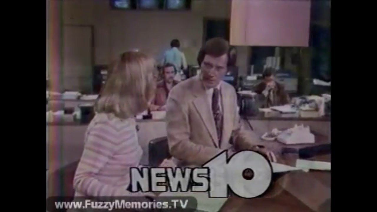 Wcau Tv Channel 10 News10 1978 Youtube