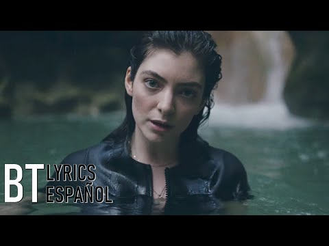 Lorde - Perfect Places (Lyrics + Español) Video Official