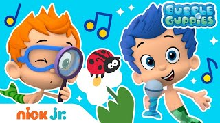 Bubble Guppies 'Be Curious' Song 🕵️‍♂️Sing Alongs for Kids |  Nick Jr.