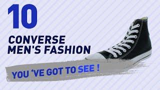 Converse Hi Tops For Men // New & Popular 2017