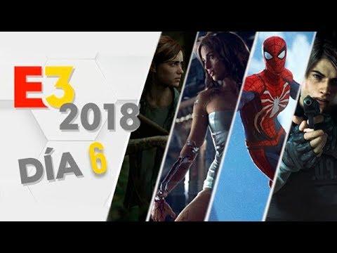 Los 6 MEJORES JUEGOS del E3 2018   MERISTATION