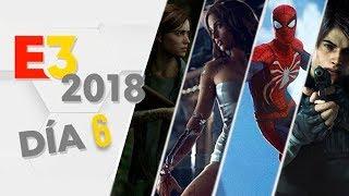 Los 6 MEJORES JUEGOS del E3 2018 | MERISTATION