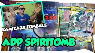 250 DANNI con 1 ENERGIA | DECK ADP SPIRITOMB | Mazzo Pokemon ECLISSI COSMICA| Pokemon TCGO ITA