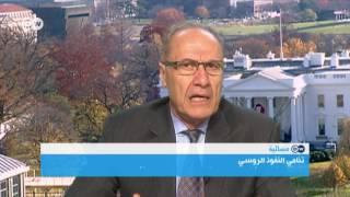 إدموند غريب: الولايات المتحدة لم تتراجع استراتيجيا