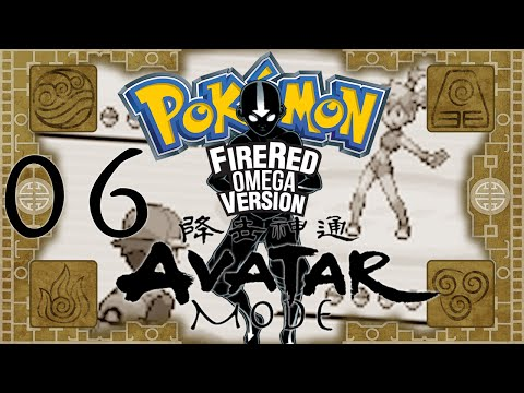 Pokemon :: Fire Red Omega :: Avatar Mode :: EP06 :: Water Gym vs Water Nation!