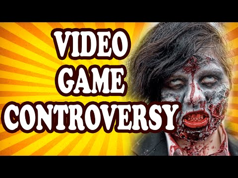 Video game controversies