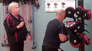 Boxmaster for experienced boxers !.. Aussie Mike Corporate Fitness Expert, Speaker Writer