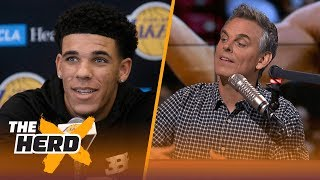 Best of The Herd with Colin Cowherd on FS1 | July 13, 2017 | THE HERD