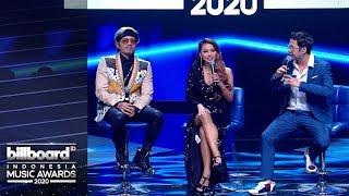 BILLBOARD INDONESIA MUSIC AWARDS 2020 - Raffi Berikan Pertanyaan Menjebak Ke Atta Dan Aurel