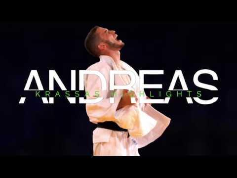 Andreas Krassas Judo Highlights 2017 - (CYP)