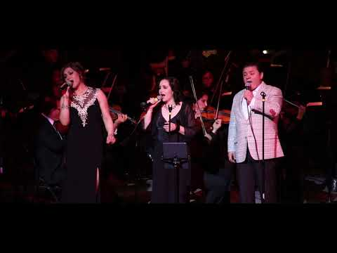 Eres tu (Juan C. Calderón - Pamela Martínez, Mauro Calderón y Lizbeth Luján