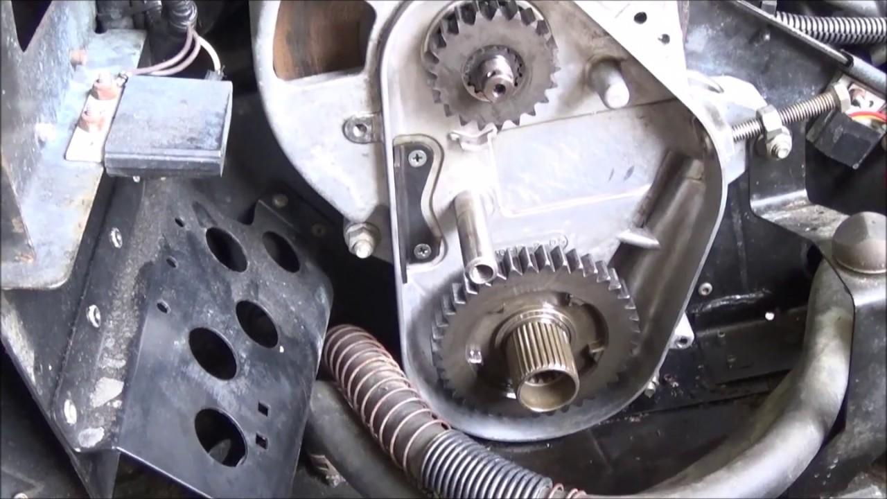 Polaris Indy  Classic Touring Chaincase Parts Diagram