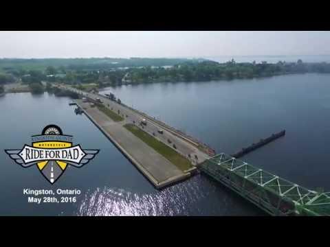 Ride For Dad 2016 - Kingston, Ontario