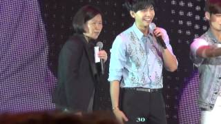 130914 李昇基_Taiwan FM