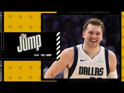 Is it fair to list Luka Doncic as preaseason MVP favorite?  The Jump