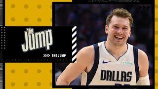 Is it fair to list Luka Doncic as preaseason MVP favorite? | The Jump