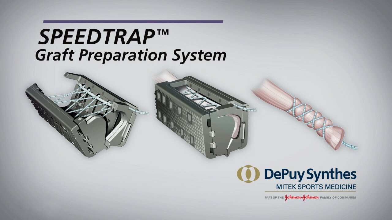 SPEEDTRAP™ Graft Preparation System