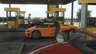 GTA 5 - I fought the law mission - Cheetah and Entity XF