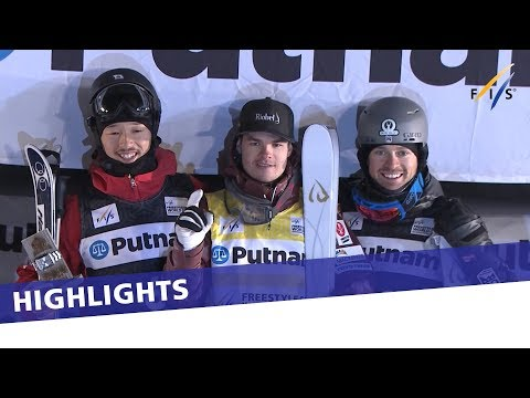 Mikael Kingsbury sets moguls record in Deer Valley with his 12th straight win | Highlights