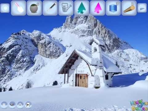 Himalaya Snow Mountains Escape Video Walkthrough