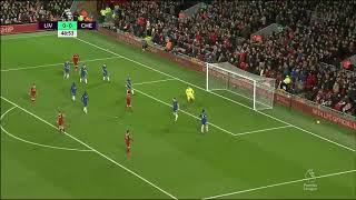 Ливерпуль Челси обзор матча 25 11 2017 футбол чемпионат Англии