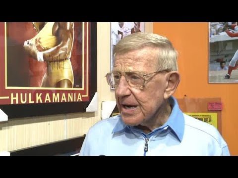 Lou Holtz Full Interview on 1/9/16