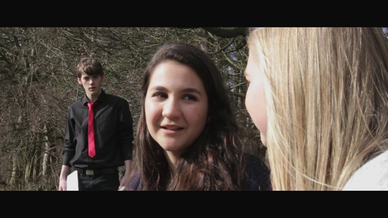 GUY, GIRL, GHOST - Short Film - YouTube