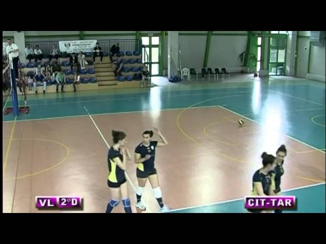 Volley Cittaducale vs Tarquinia - 4° Set