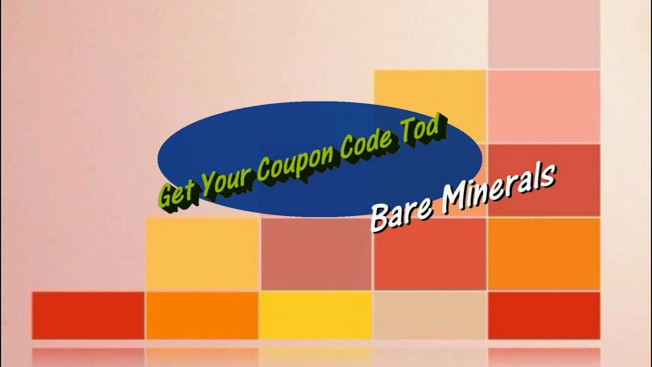 graphic relating to Bare Minerals Printable Coupon identified as Printable coupon naked minerals