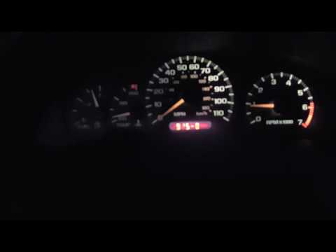 2005 Chevy Cavalier Loses Power & Dashboard Flashes