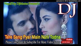 Tere Sang Pyar Mein Nahi Todna Naagin 3 Best Dholki Lopps Love Shayari Mix By Dj