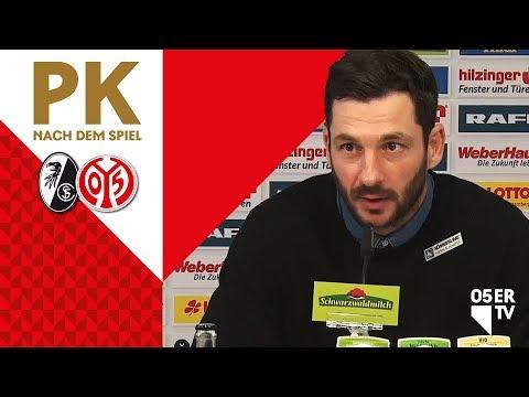 Die Pressekonferenz nach dem Spiel beim SC Freiburg | #SCFM05