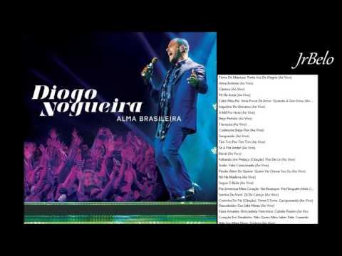 Diogo Nogueira Cd Completo Aúdio DVD 2016 JrBelo