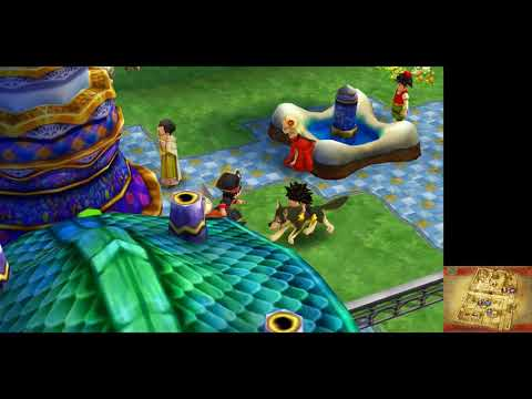 Dragon Quest VII (3DS) #39 Inside The Time Frame