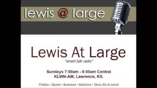 Lewis at Large - Julie Dunlap