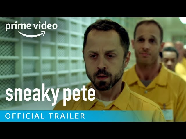 Sneaky Pete - Season 1 Official Trailer | Amazon Video