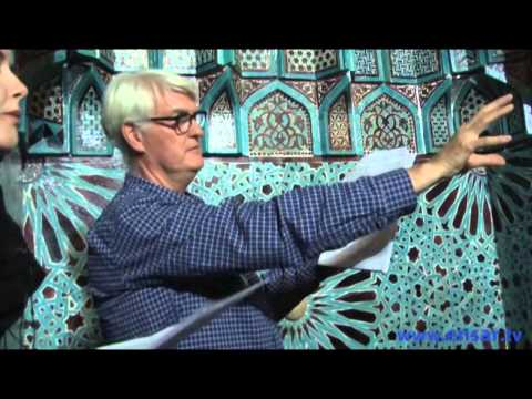 2. International Workshop On Geometric Patterns in Islamic Art - Jay Bonner (ABD) Presentation 3