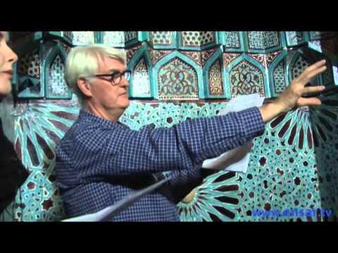 2. International Workshop On Geometric Patterns In Islamic Art - Jay Bonner (ABD) Presentation 3