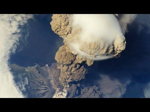 NASA   How Do Active Volcanoes Change Clouds?