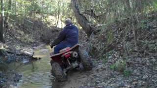 Texas four wheeler 4 wheeling video